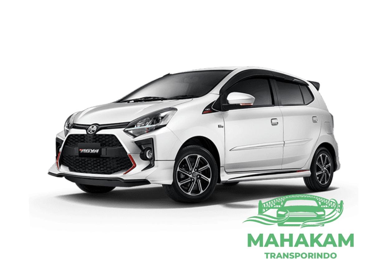 Sewa Mobil Toyota Agya Balikpapan